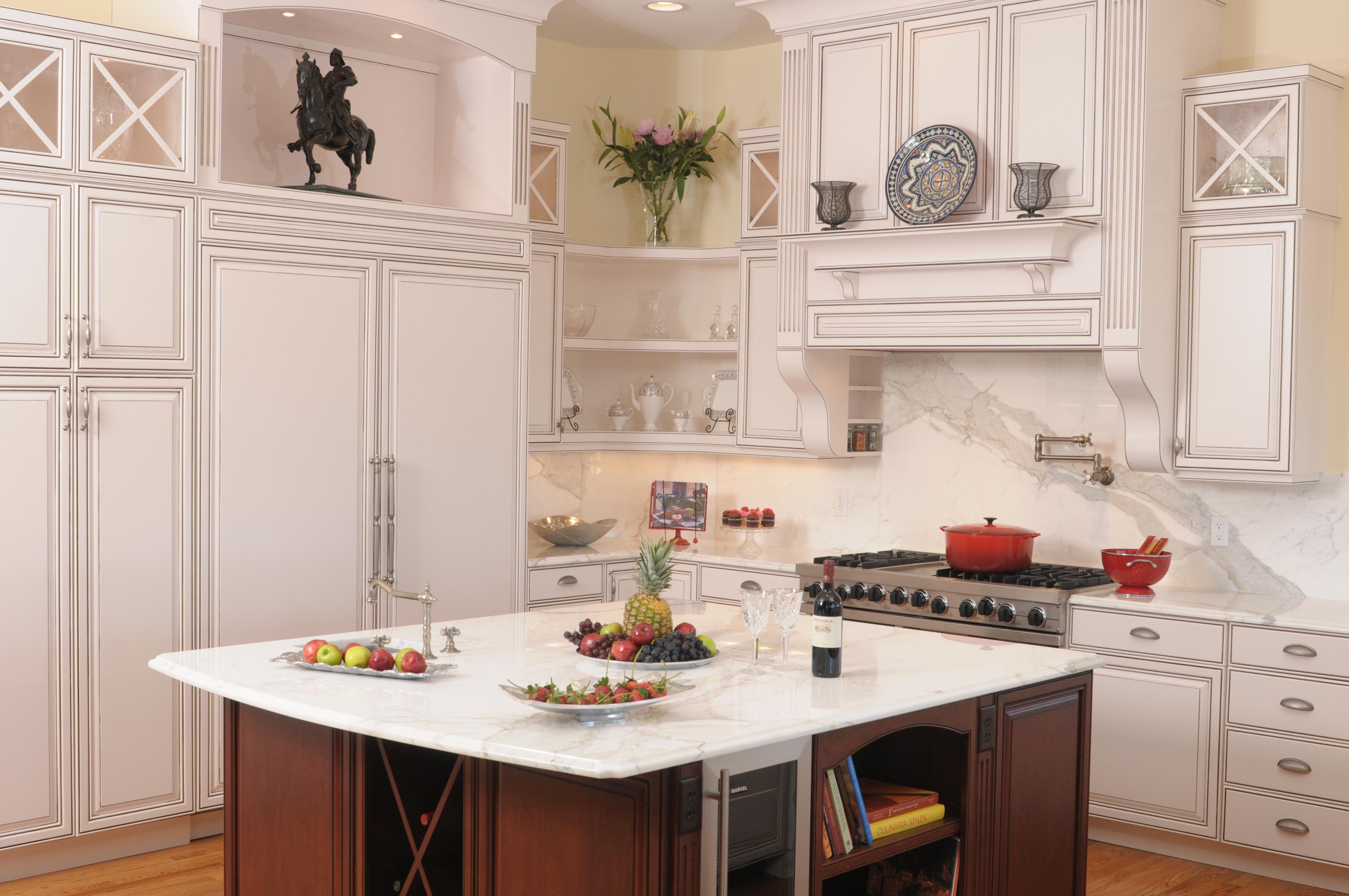 CS Kitchen Elegant Design Interior #1 Dons Custom Longmont and Boulder Countertops and Cabinets 02 12 09 CS Design Interiors 0044 -