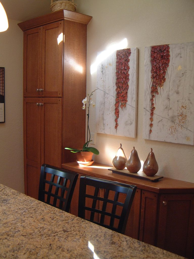 Dons Custom Longmont and Boulder Countertops and Cabinets 6a 2 768x1024 - Custom Open Dining Area Countertop & Cabinets