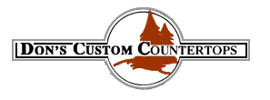 Don's Custom Cabinets & Countertops Dons longmont cabinets , boulder countertops , cabinets longmont main logo